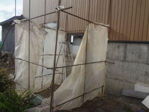 乾燥機を準備