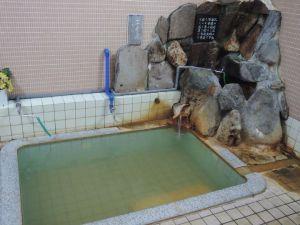 三浦屋旅館の貸し切り風呂